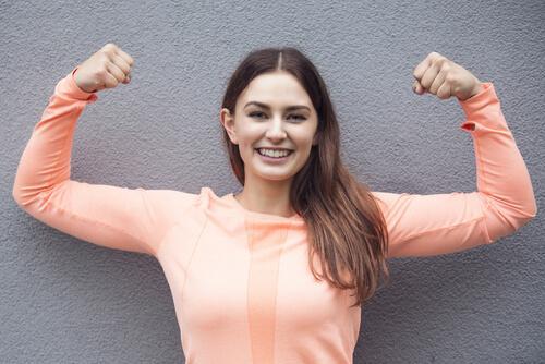 Het versterkt je spieren