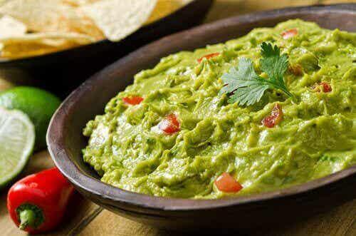 Probeer dit heerlijke recept voor zelfgemaakte guacamole
