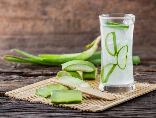 Gastritis behandelen met aloeverasap