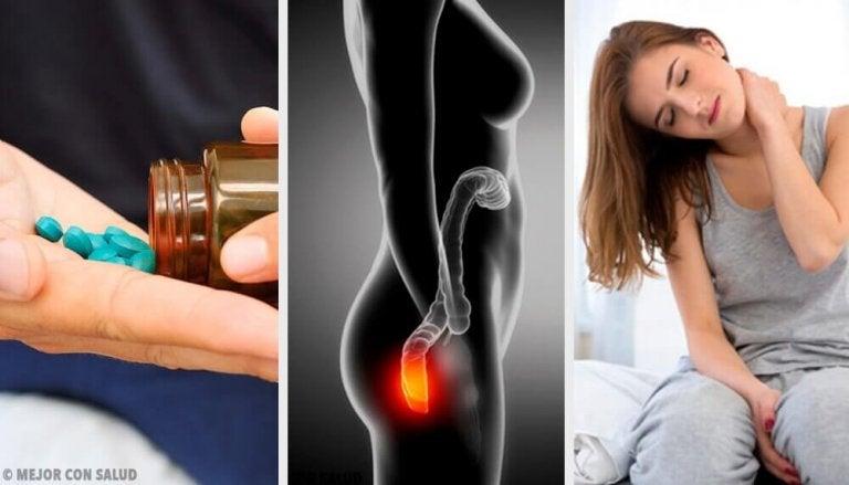 4 dingen die je moet vermijden als je aan colitis lijdt