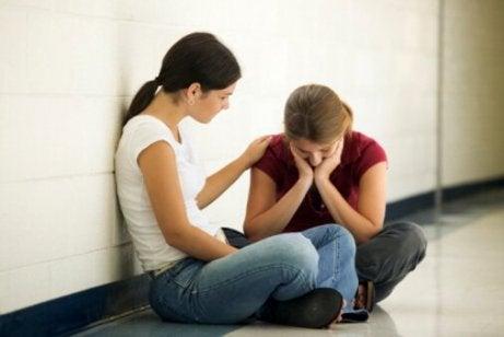 Emotioneel onvolwassen mensen zijn weinig empathisch