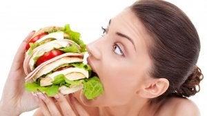 Niet regelmatig eten