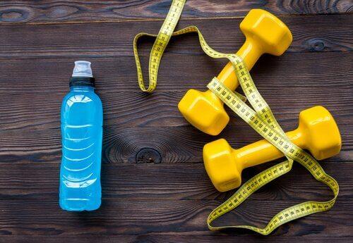 Vaker water drinken door meer aan lichaamsbeweging te doen