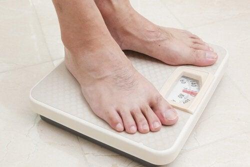 Voorkom osteoporose door een gezond gewicht