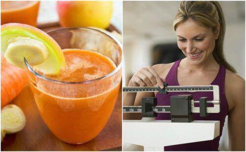 6 redenen waarom je wortelsap met gember moet drinken