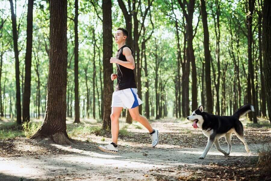 Snel stevigere benen door te joggen