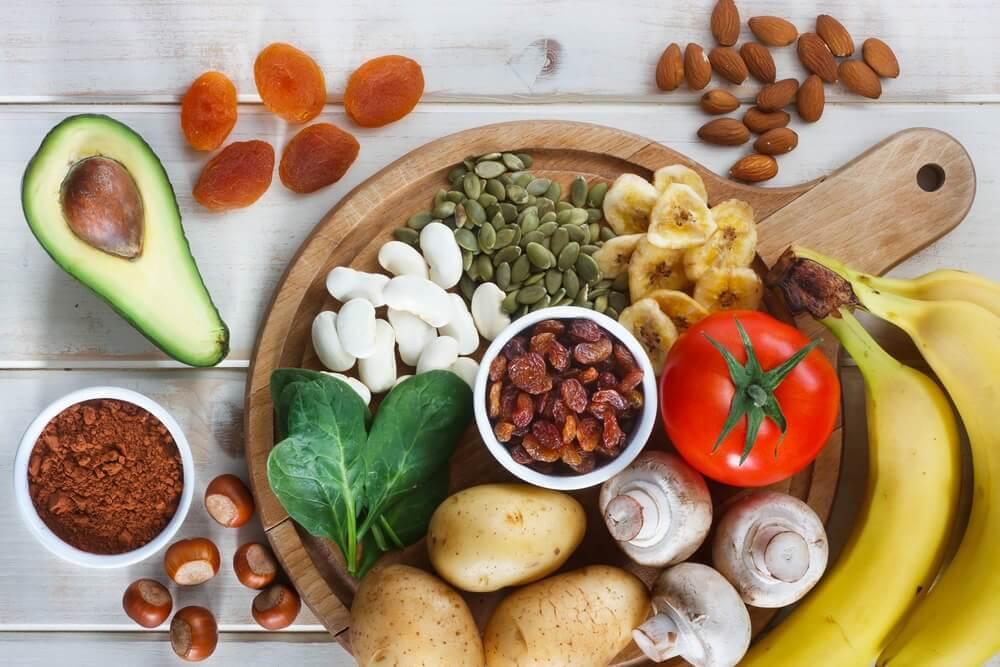 Tien kaliumrijke voedingsmiddelen om aan je dieet toe te voegen