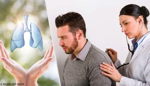 Symptomen van longkanker en feiten over de behandeling