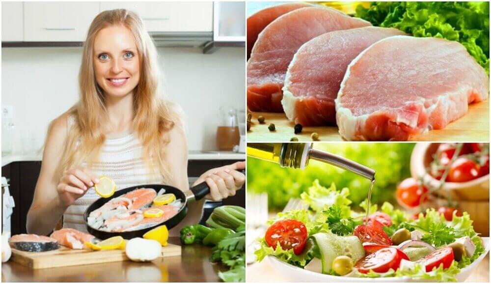 Zes tips om gezond en vetarm te koken