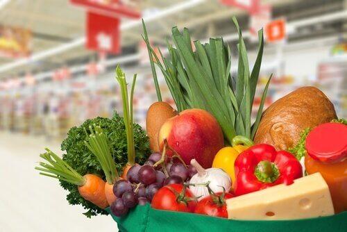 Meer groenten eten door de groenten die je in huis hebt in het zicht te houden