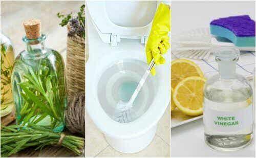 Milieuvriendelijke schoonmaakmiddelen voor je badkamer
