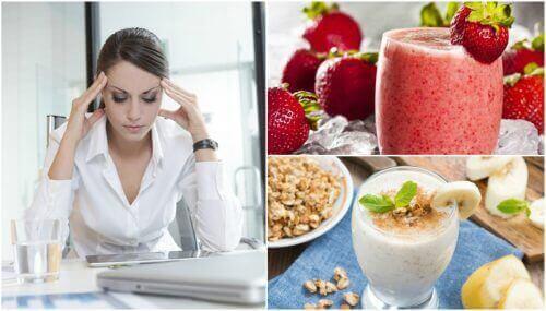 5 natuurlijke smoothies om ochtendmoeheid mee te verslaan