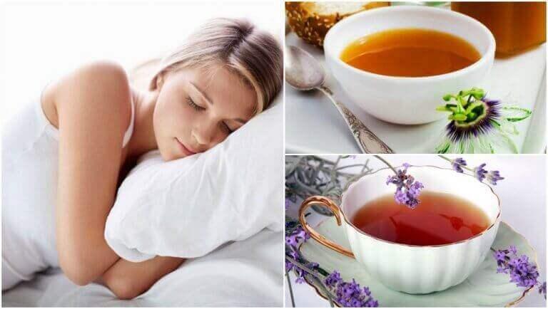Je nachtrust verbeteren door deze theeën te drinken