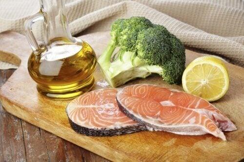 Omega 3-vetzuren helpen je cholesterol onder controle te houden