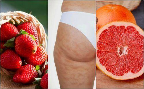 Eet deze 6 fruitsoorten om cellulitis te helpen verminderen