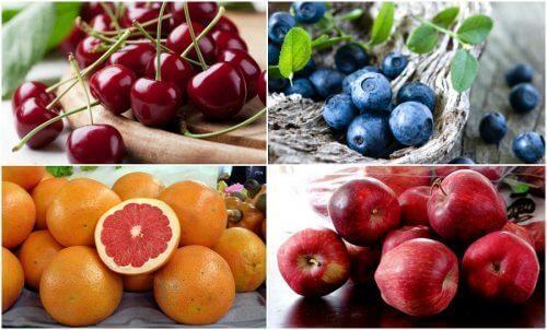 7 vruchten die helpen om je urinezuurgehalte te verlagen