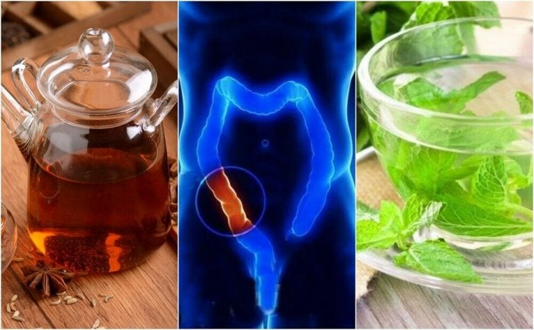 5 geneeskrachtige infusies om natuurlijk de dikke darm te reinigen