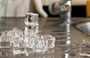 Snel ijs