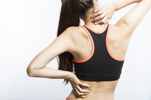Spierpijn kan voorkomen als je niet genoeg water drinkt