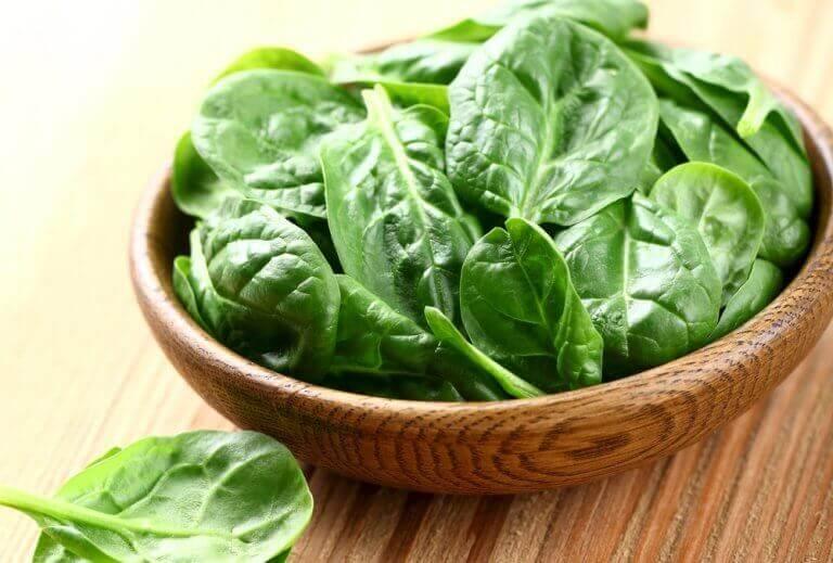 Probeer eens deze heerlijke wraps met spinazie