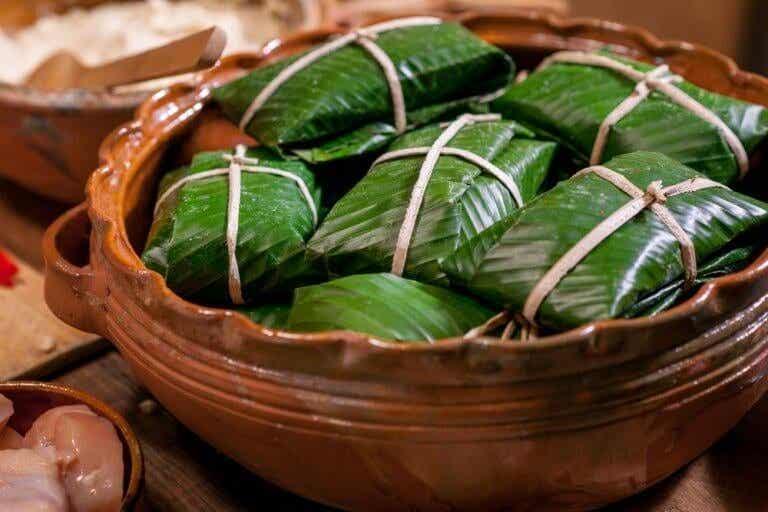 Probeer dit heerlijke recept voor tamales