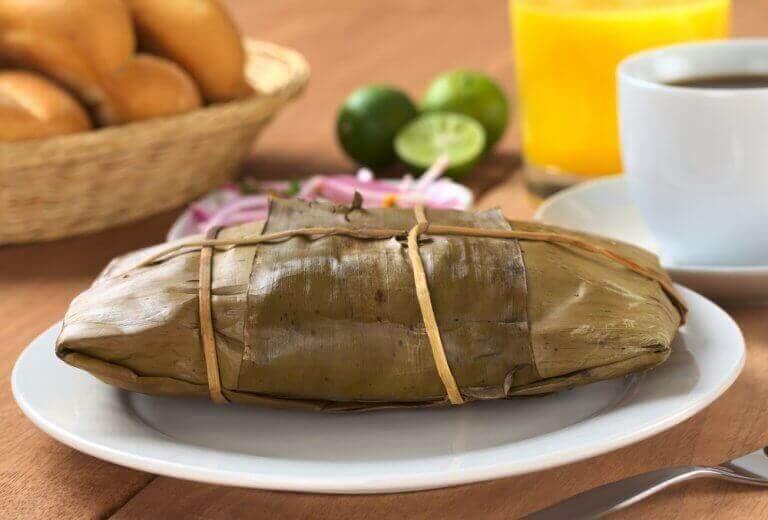 Recept voor zelfgemaakte tamales