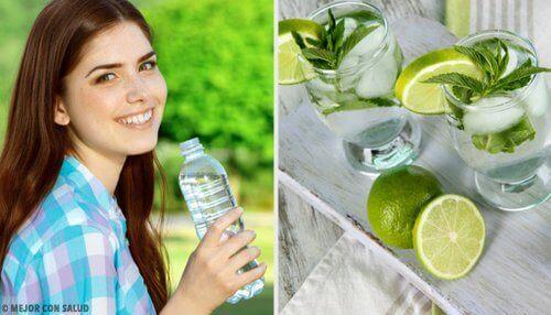 Met gemak vaker water drinken: 7 simpele tips