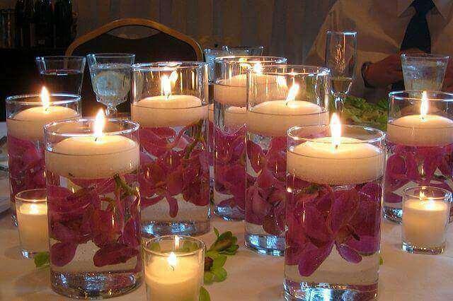 Creatieve ideeën voor verlichte glazen