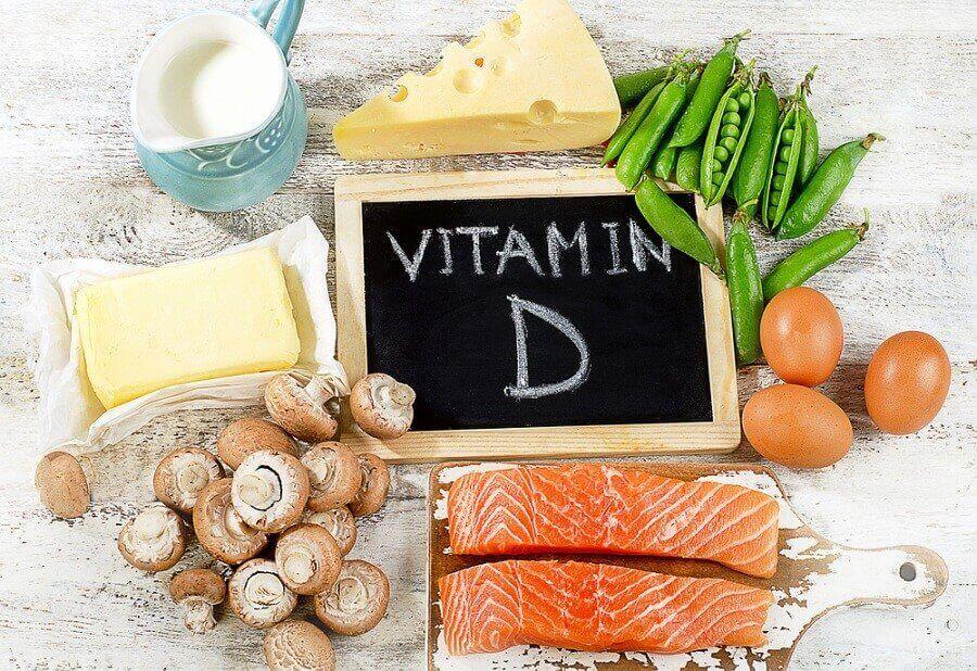 Voldoende vitamine D