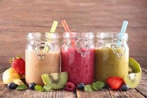 Voedzame en heerlijke smoothies