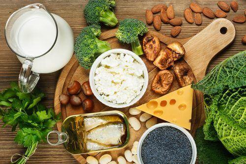 Voorkom osteoporose door voldoende calcium in te nemen