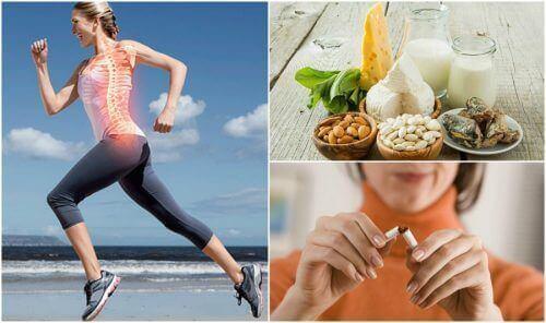 Voorkom osteoporose met deze 7 tips