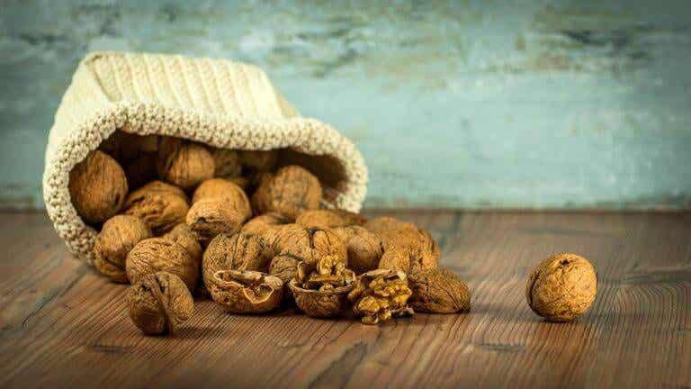 De voordelen van walnoten voor de maag