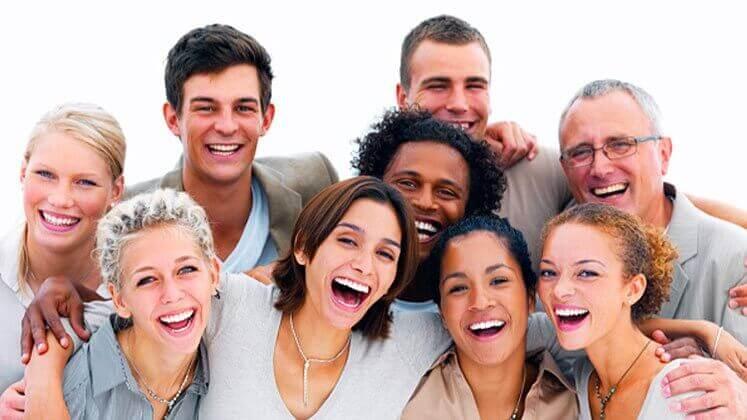 Omring jezelf met positieve mensen