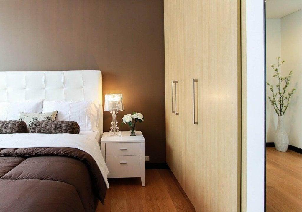 9 dingen die je beter niet in de slaapkamer kunt hebben