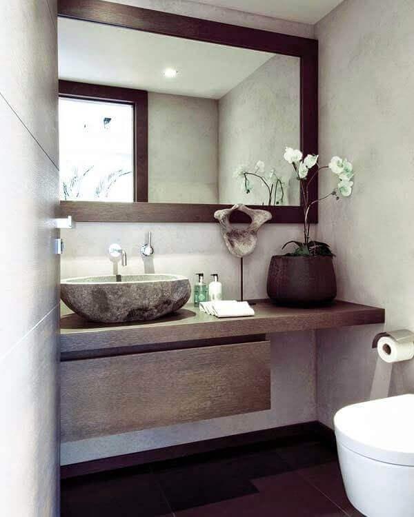 Het niet plannen van de decoratie van je badkamer