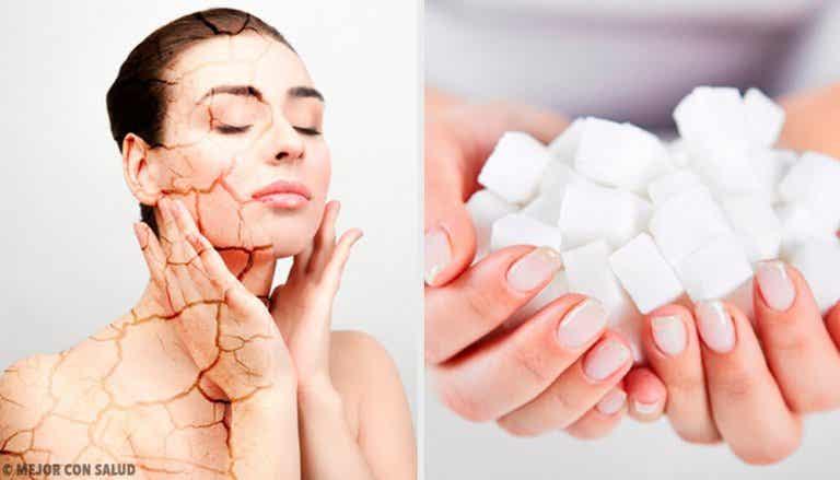 3 peelings om een droge huid te bestrijden