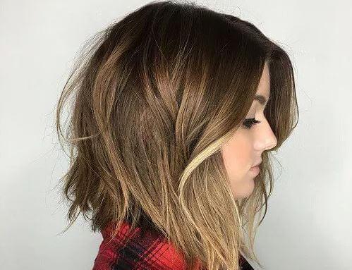 Een nieuw kapsel voor vrouwen met dun haar