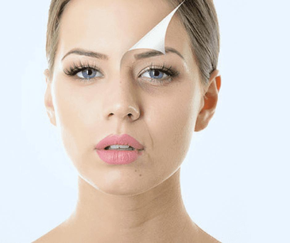 4 vitaminen voor een gezondere huid