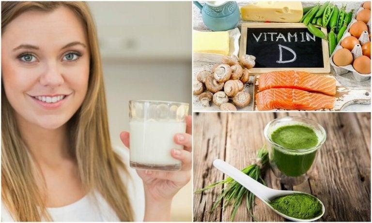 7 gewoontes die je helpen bij de absorptie van meer calcium