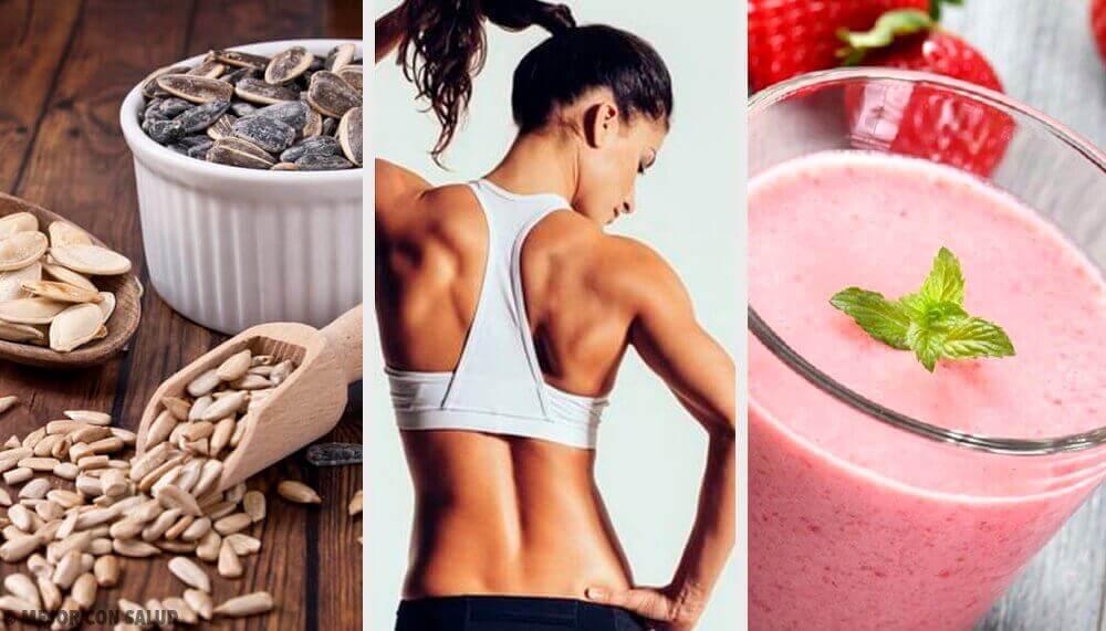 Krijg meer spiermassa met een veganistisch dieet