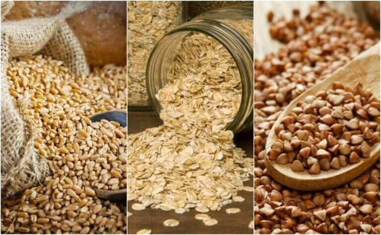 6 volkoren granen die je in je dieet zou moeten opnemen