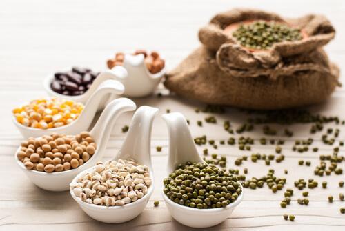 Peulvruchten als alternatief voor ongezonde voedingsmiddelen