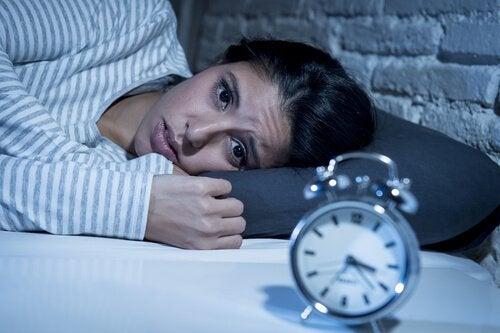 Slapeloosheid, een teken dat je lichaam gifstoffen niet goed afvoert