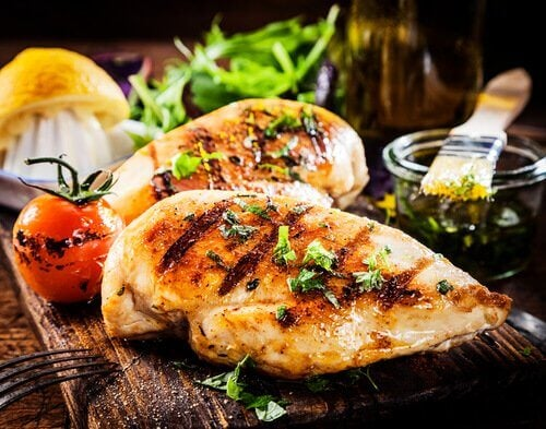 Je vruchtbaarheid stimuleren met gezonde voeding zoals kip