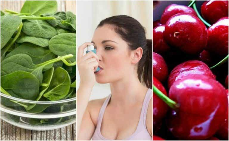 Zeven natuurlijke middelen om astma te bestrijden
