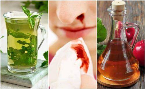 Stop bloedneuzen met deze natuurlijke middelen