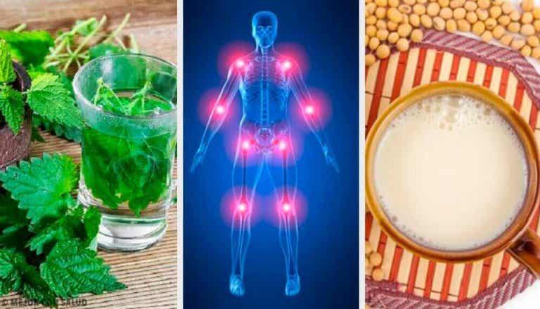 Zes natuurlijke middelen tegen botpijn
