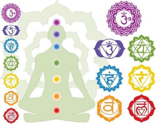 Activeer de chakra's in je lichaam op een natuurlijke manier