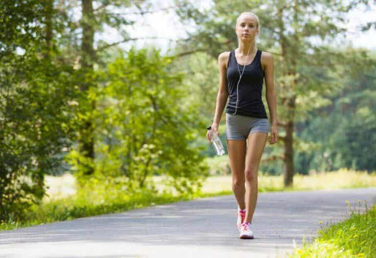 Leer de geweldige voordelen van dagelijks wandelen kennen